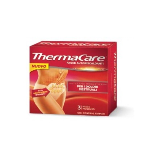 THERMACARE MENSTRUAL 3 PEZZI