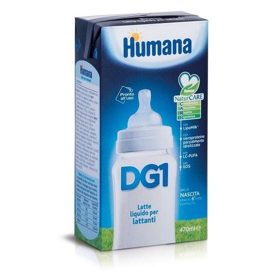 HUMANA DG 1 LIQUIDO 470 ML