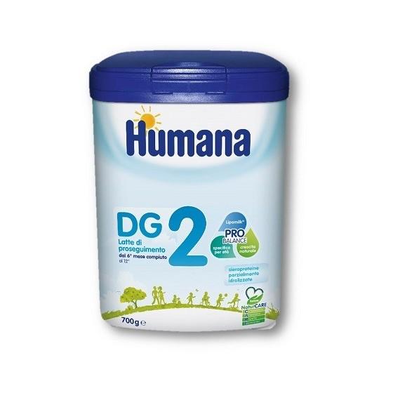 HUMANA DG 2 700 G LATTE...