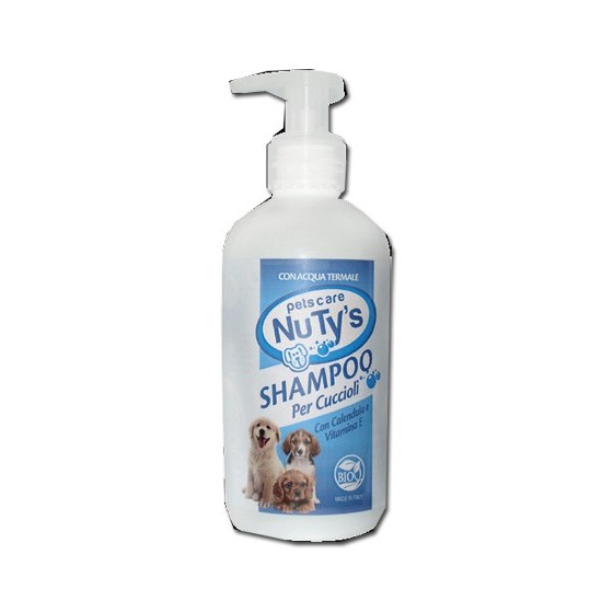 NUTY'S SHAMPOO PER CUCCIOLI...