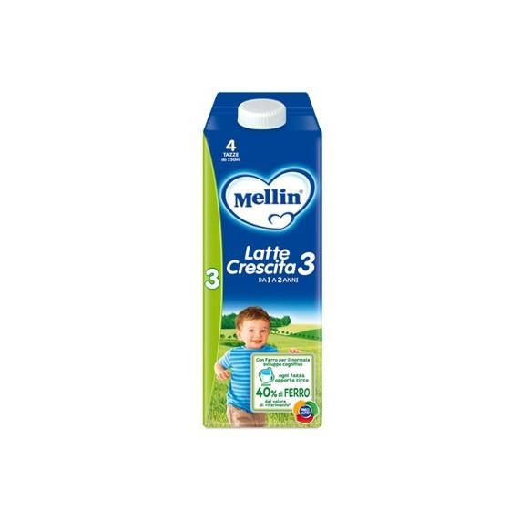 MELLIN LATTE CRESCITA 3...