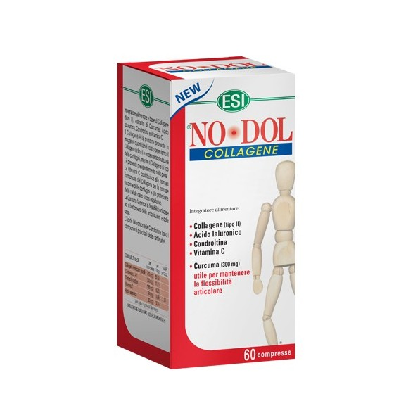 NO DOL COLLAGENE 60 COMPRESSE