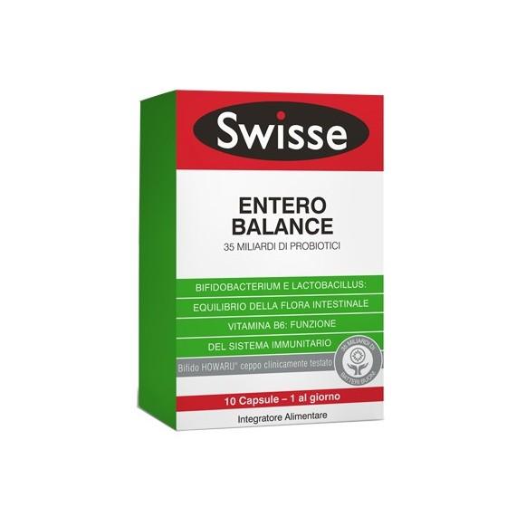 SWISSE ENTERO BALANCE 10...