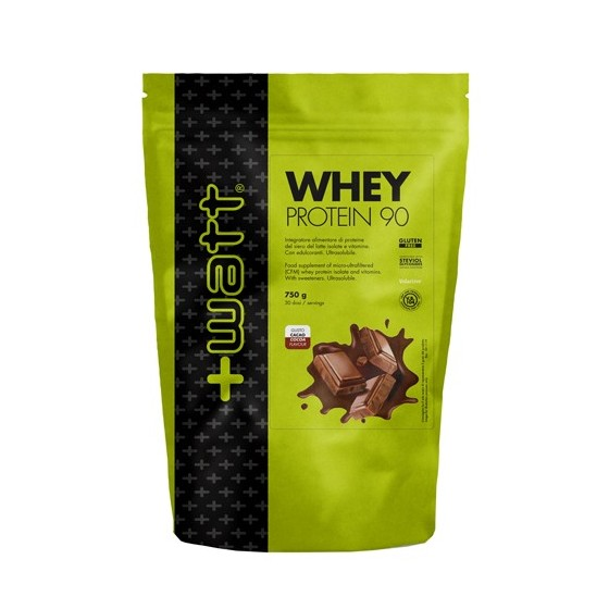 WHEY PROTEIN 90 CACAO 750 G...