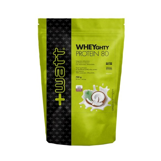 WHEYGHTY PROTEIN 80 COCCO...