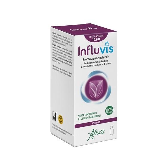 INFLUVIS SCIROPPO 100 ML