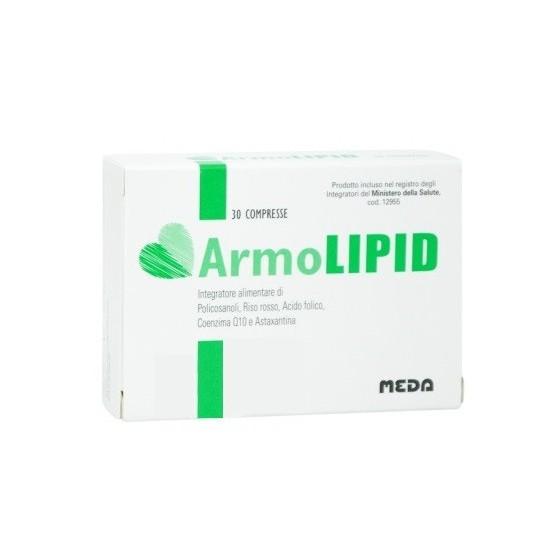 ARMOLIPID 30 CPR