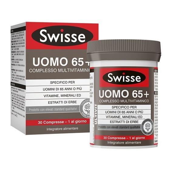 SWISSE UOMO 65+ COMPLESSO...