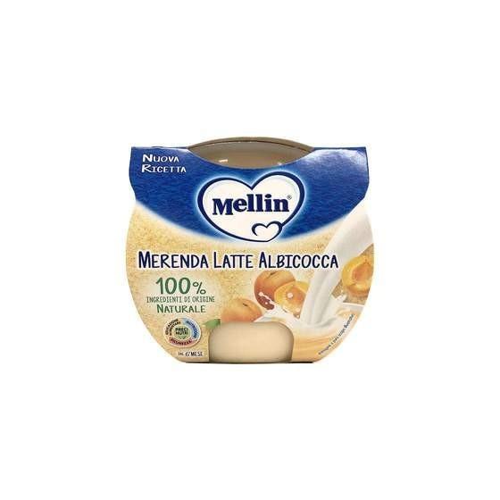 MELLIN MERENDA LATTE...