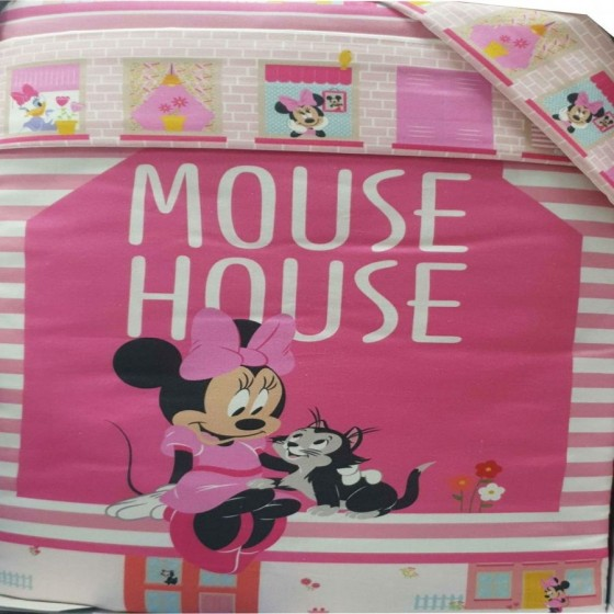 SET 4 PZ LETTINO MINNIE