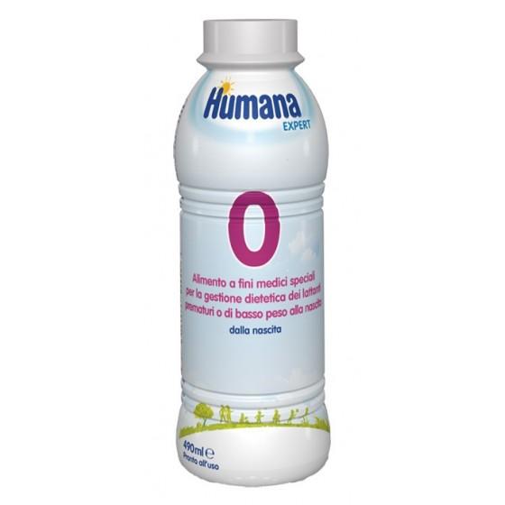 HUMANA 0 EXPERT 490 ML...