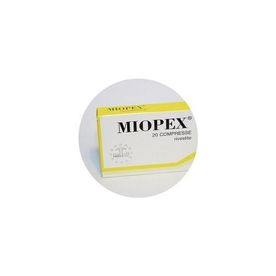 MIOPEX 20 COMPRESSE